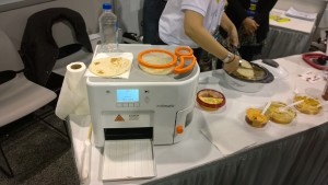 Roti Maker - tasted a piping hot roti :)